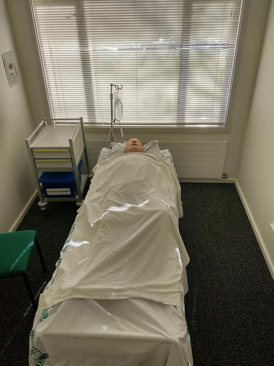 Patient dummy