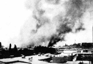 Damascus in Flames1926