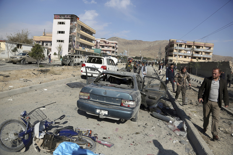'Highly Likely' inAfghanistan